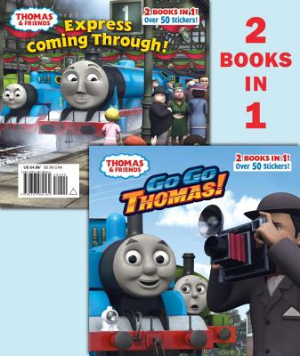 Go, Go, Thomas!/Express Coming Through By Awdry, W./ Random House (COR)